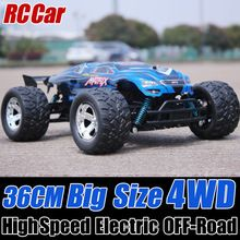 US $189.00 1/12 Electric RC Cars 4WD Shaft Drive Trucks High Speed Radio Control, Rc Big Truck, 3 Colors, RC Off Road Car. Aliexpress product