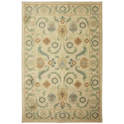 Mohawk Home, Dennell Butter Pecan 10 Ft. X 13 Ft. Area Rug, 388775 At The Home  Depot   Tablet