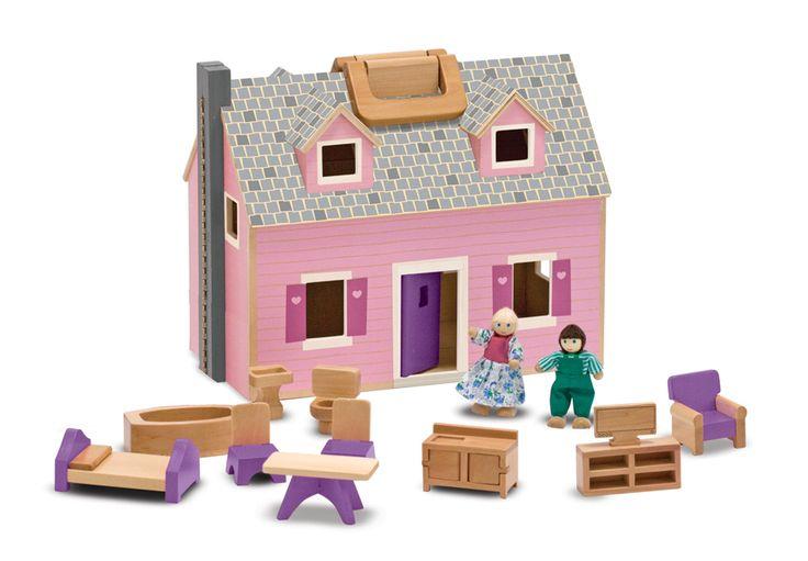Buenos días!! Vemos de cerca otro #juguetedemadera de la tienda. En este caso es una #casitademuñecas portátil. Es un pasada!. Práctica y viene con muebles y #muñecos!!. Llévala a donde quieras!!.  PVP: 54,80 € http://www.babycaprichos.com/casa-de-munecas-de-madera-portatil.html