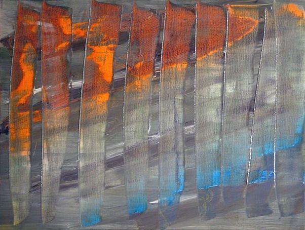 Abstract Painting [758-1] » Art » Gerhard Richter