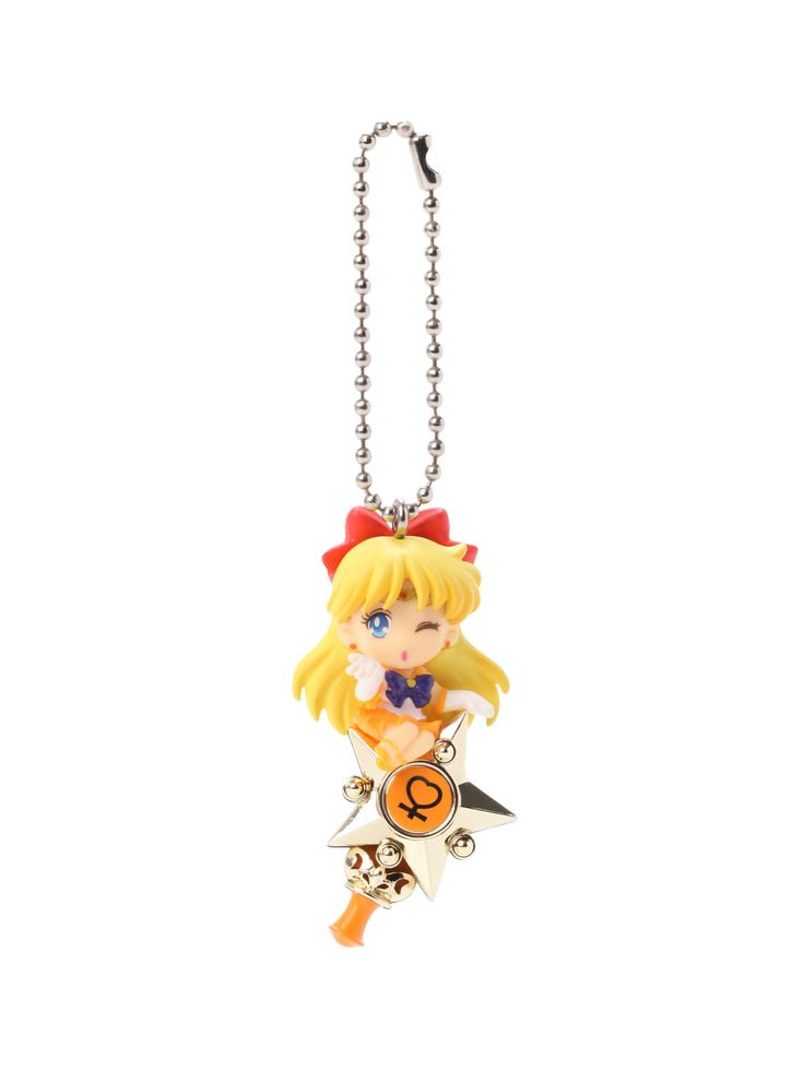 Sailor Moon Twinkle Dolly blind box key chains are here!<br><br>Collect them all! Which one will you get? It's a surprise!<br><br>Sorry, no choice.<ul><li> Imported  </li></ul>