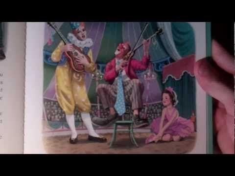 ASMR - Binaural (3D) - [Books reading] / Martine au cirque - YouTube