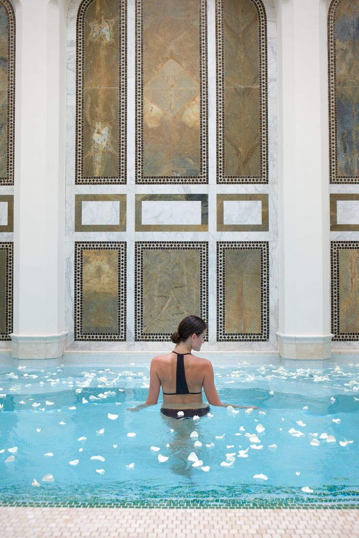 37 best swim spa sauna images on pinterest indoor - Salt water swimming pools los angeles ...