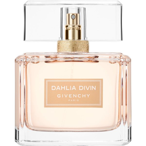 Dahlia Divin Eau de Parfum Nude Givenchy (695 HRK) ❤ liked on Polyvore featuring beauty products, fragrance, eau de parfum perfume, givenchy perfume, givenchy, eau de perfume and edp perfume
