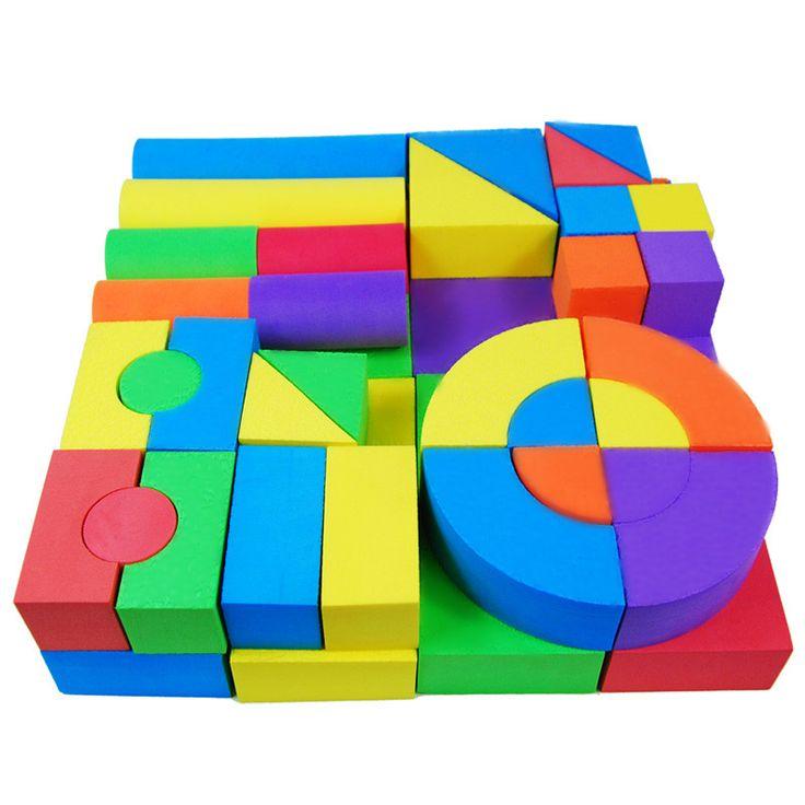 33 best images about foam blocks for kids on pinterest for Foam block construction