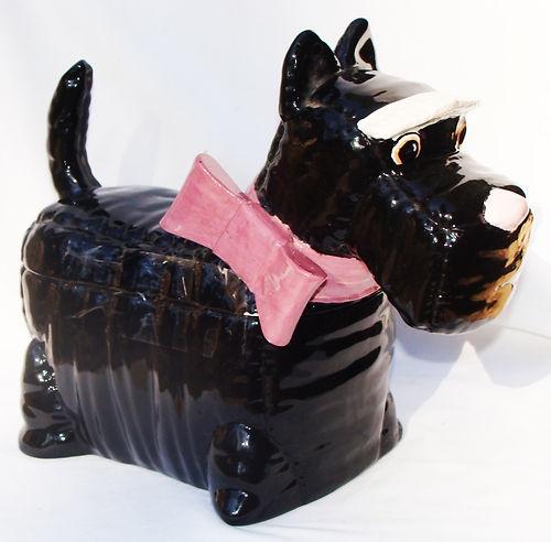 Scottish Dog Black Licorice