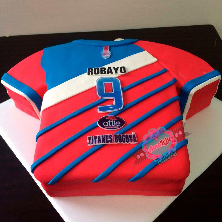 Torta Titanesbogota Realiza tu pedido por; https://goo.gl/mvYBYv WhatsApp: 3058556189, fijo 8374484  correo info@amaleju.com.co Síguenos en Twitter: @amaleju / Instagram: AmaLeju #titanesbogota #torta #funza #mosquera