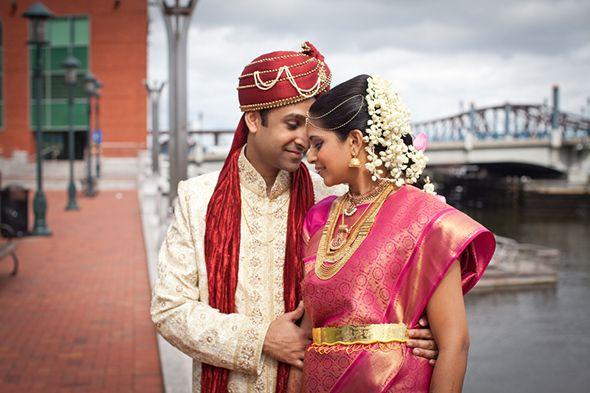 Use of Silk handloom designs in Indian Wedding