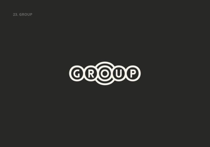 25 Clever Logotypes Inspired By Nouns   UltraLinx