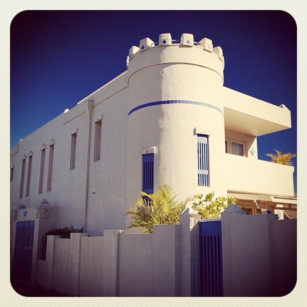 Bondi Castle #bondi #sydney #architecture #castle