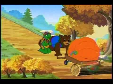 Here is Franklin'a Pumpkin. Enjoy!! Disclaimer: Franklin is owned by Nelvana Limited therefore I do not own this in any way. I am merely uploading this so ev...