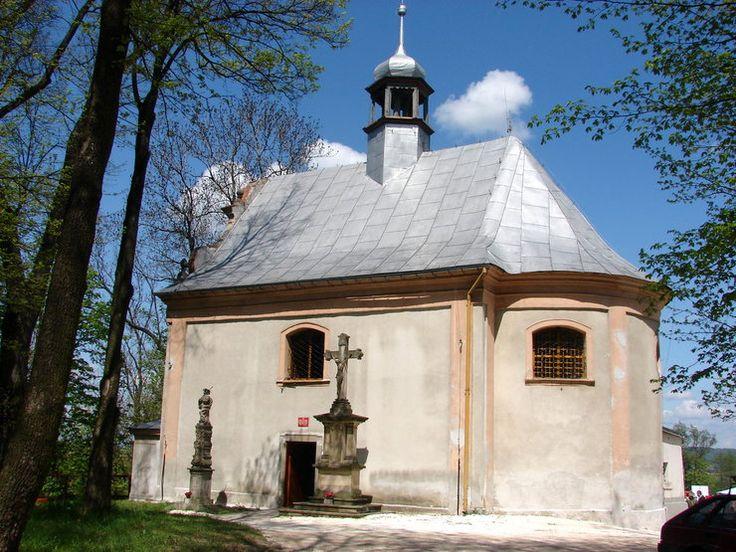 Bystrzyca Kłodzka - Kaplica św. Floriana na Górze Parkowej, Poland