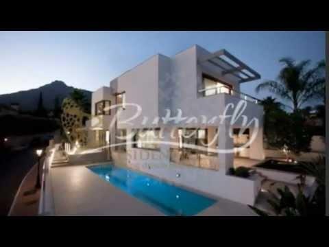 Luxury Villa Marbella - Nagüeles, Costa del Sol  Reference: 24288  Price: €1,250,000   http://butterflyresidential.com/en/listing/spain/costa-del-sol/nagueles/villa/24288/