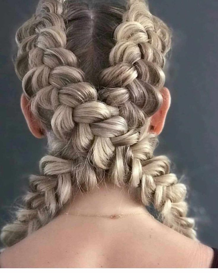 Beautiful Braided Hairstyles Are Available For Almost Every Hair Length 2019 - Braids hairstyles are more fashionable than ever. Already last summer, ...