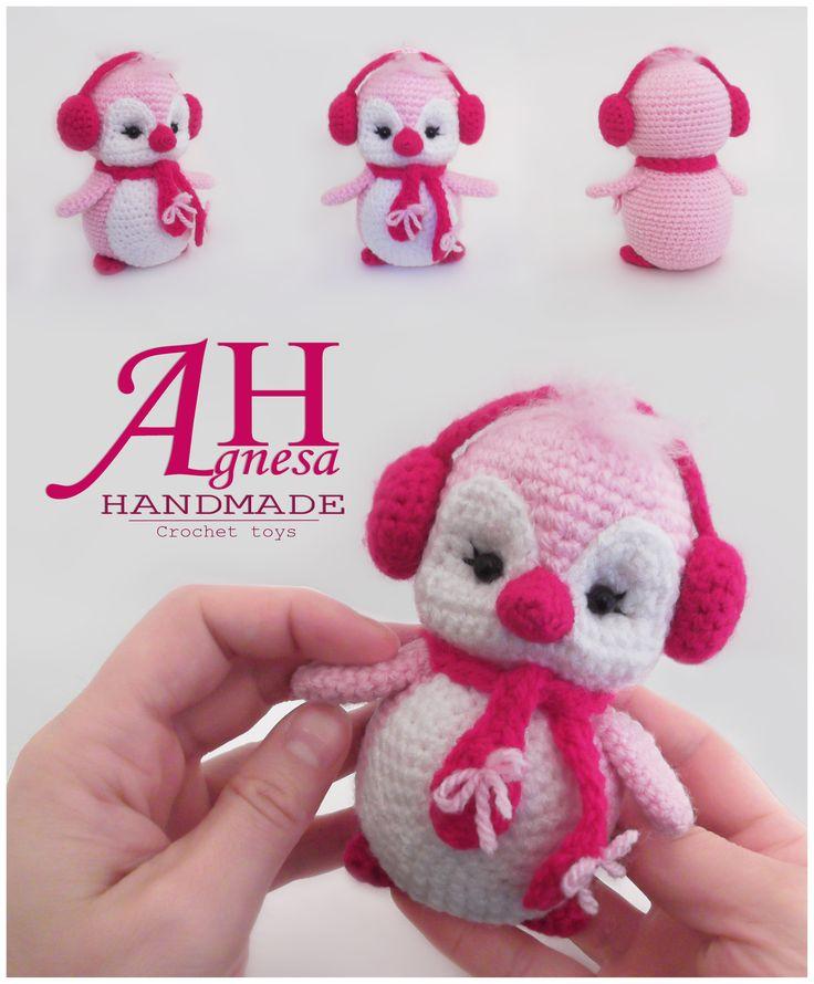 Crochet Penguin