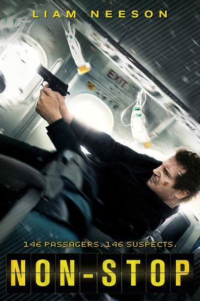 Non-Stop (2014) Regarder Non-Stop (2014) en ligne VF et VOSTFR. Synopsis: Alors qu'il effectue un vol entre New York et Londres, Bill Marks, un officier de la police...