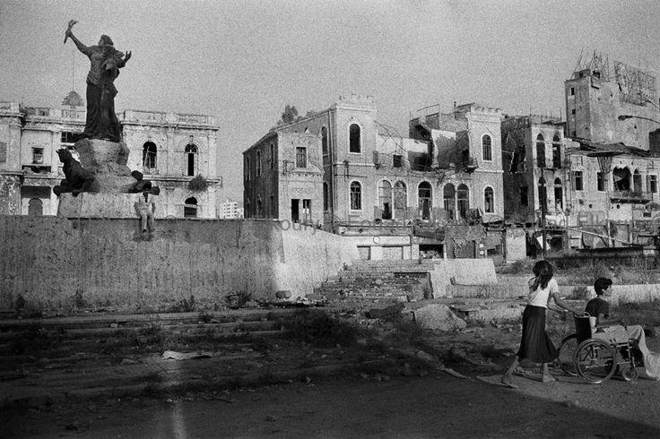 + images about Lebanese civil war (1975-1990) on Pinterest | Lebanese ...