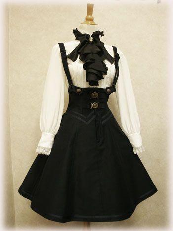 EXCENTRIQUE◆新入荷・コルセットスカートの画像(1/20)