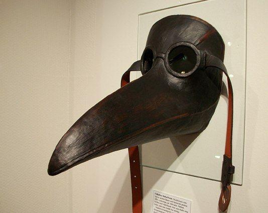 Страшная маска своими руками фото 769