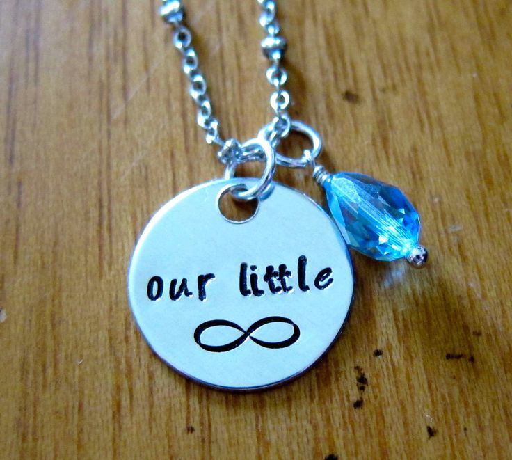 Fault Inspired Our little infinity Necklace. Hazel and Augustus Infinity symbol.  Swarovski Elements crystal. Fault by WithLoveFromOC (item: 2016225630)