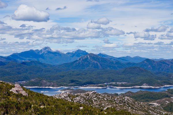 Queenstown - Lake Burbury, West Coast Tasmania