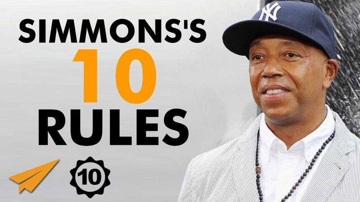 Russell Simmons Documentary - Russell Simmons's Top 10 Rules For Success