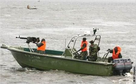 Revealed: How Gallant Nigerian Navy Foiled Attempted Hijack of Merchant Ship in Rivers