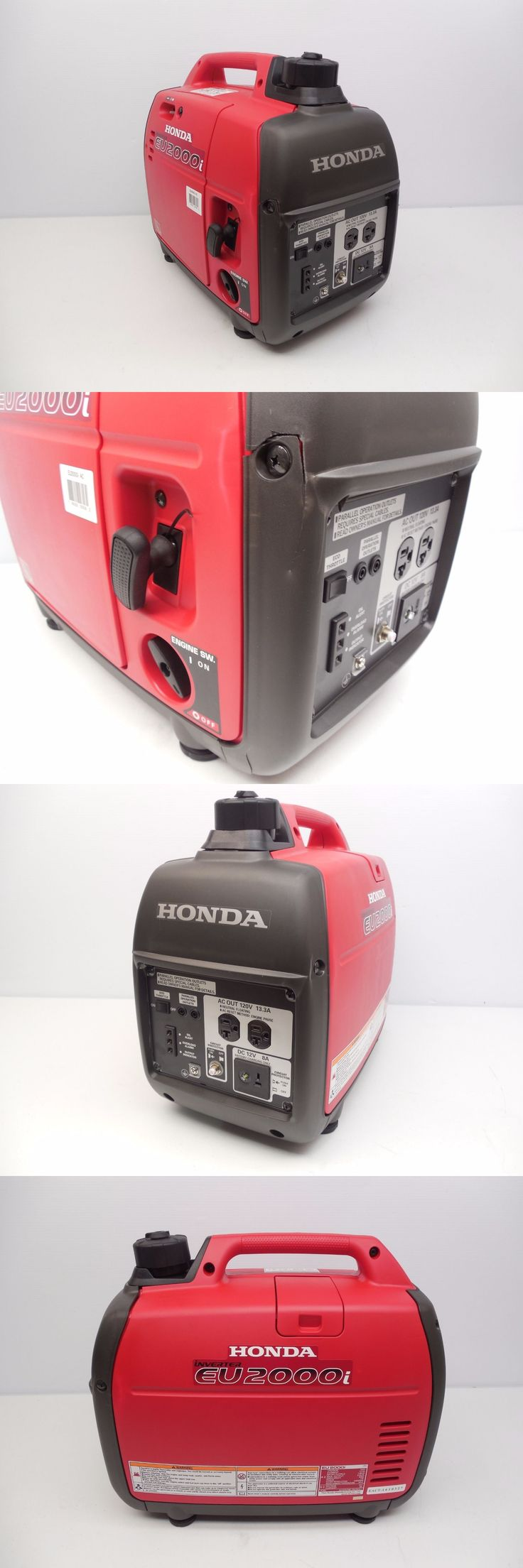Generators 33082: Honda Eu Series 2000-Watt Portable Inverter Generator Eu2000i Super Quiet!!**Fr -> BUY IT NOW ONLY: $899.99 on eBay!