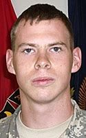 Army CPL Jacob R. Carver, 20, of Freeman, Missouri. Died November 13, 2010, serving during Operation Enduring Freedom. Assigned to 2nd Battalion, 502nd Infantry Regiment, 2nd Brigade Combat Team, 101st Airborne Division (Air Assault), Fort Campbell, Kentucky. Died when a suicide bomber detonated a vest bomb near his position during combat operations in Zhari District, Kandahar Province, Afghanistan.