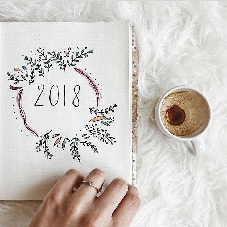 """Gefällt 863 Mal, 10 Kommentare - The Journal Life (@the.journal.life) auf Instagram: """"This is glorious!!  @fatimapanka • Hope everyone's 2018 is going ok so far • I'm dreaming of Bujo…"""""""