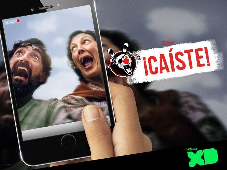 ¡Caíste! | Disney XD Latinoamérica