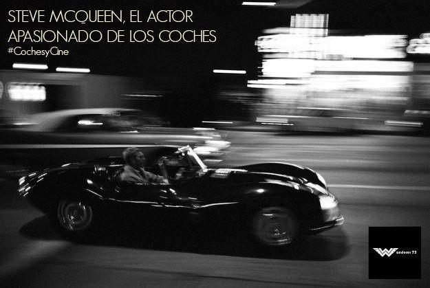 Steve McQueen, el actor apasionado de los coches.  http://w-75.com/2014/10/08/steve-mcqueen-el-actor-apasionado-de-los-coches/