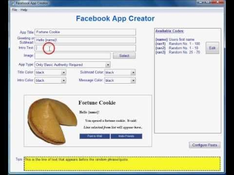 Social App Creator 2.2 Crack. Free Download Full Version.Hence you can create your own Facebook application with it. Social App Creator Key