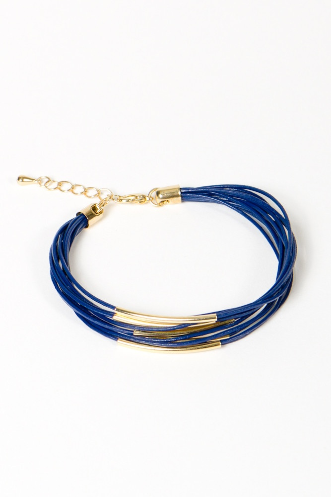 Perfect Layering Friendship Bracelet   a-thread