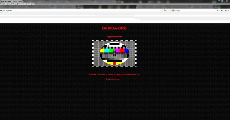 Google.ro și yahoo.ro, paypal.ro deturnate printr-un atac informatic Stiri online de ultima ora