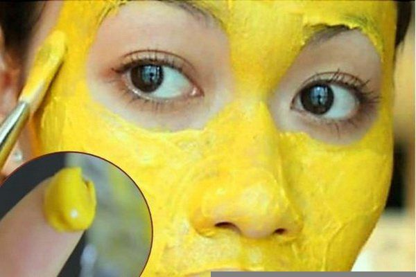 Turmeric Face Mask Recipe: Put an End To Dark Spots, Acne and Discolored Skin and Look Years Younger.