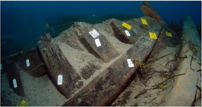 ΟΛΥΜΠΙΑΚΗ ΦΛΟΓΑ: Προχωράει η δημιουργία υποβρύχιων μουσείων σε Αλόν...