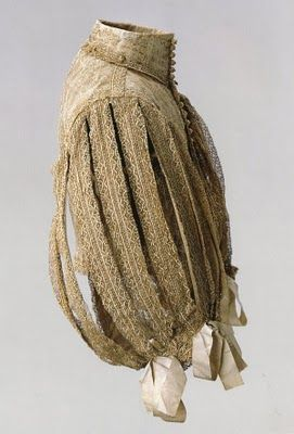 17th century Cologne Costume published by Abegg-Stiftung in 2008.  (Needle Print Blog)