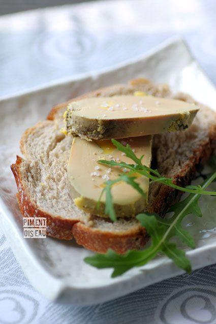 Terrine de foie gras, feignasse style - Easy foie gras