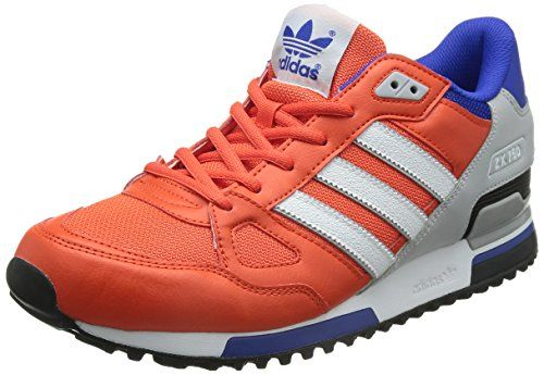 adidas Herren ZX 750 Laufschuhe, Rot (Semi Solar Red/Ftwr White/Lgh Solid Grey), 40 2/3 EU - http://on-line-kaufen.de/adidas/40-2-3-eu-adidas-zx-750-herren-halbschuhe