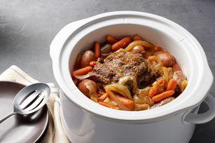 Slow-Cooker Pot Roast recipe