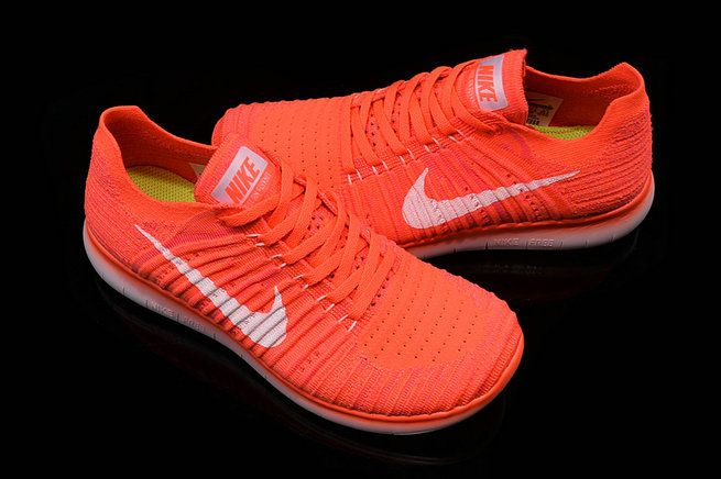 best sneakers 4a28f 6bfd0 ... germany shop wmns nike free rn flyknit hyper punch hot orange pure  platinum nike free punch