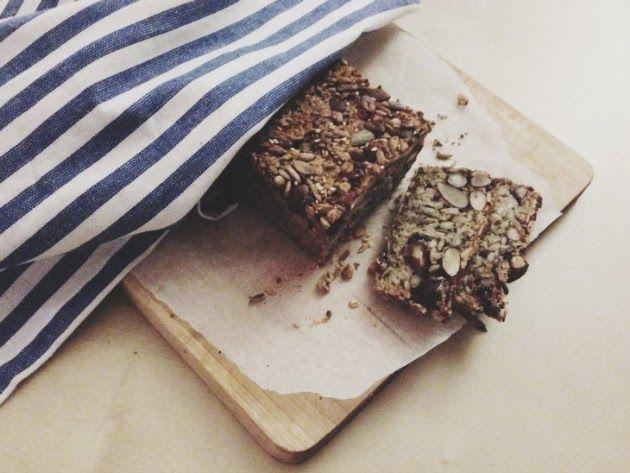 Healthy and delicious bread