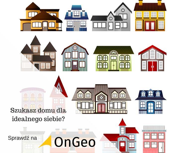 #Domy na sprzedaż #OnGeo #Nieruchomosci