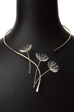 "Necklace. Tansy Wilson. ""Make A Wish"""
