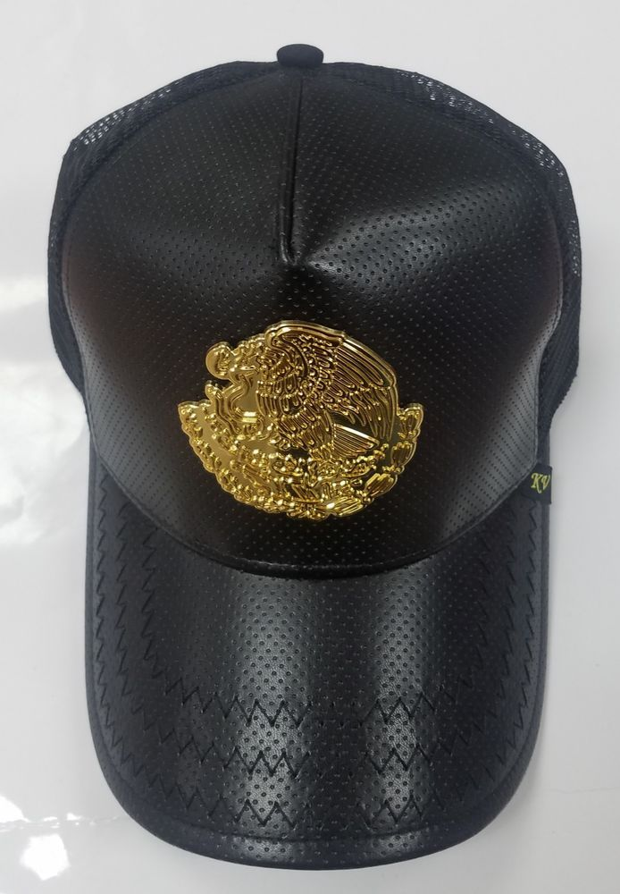 af8a53a7f Pu sports cap with Mexico metal badge #fashion #clothing #shoes  #accessories #