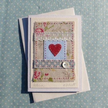 With Love - Helen Drewett Embroideries