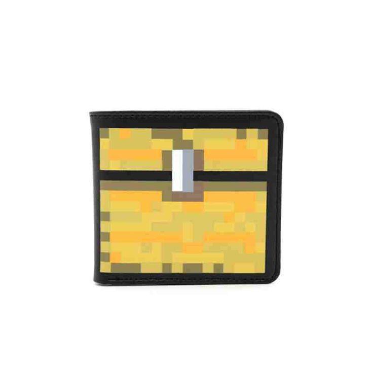 Minecraft Treasure Chest wallet! Just $23.99. Free Shipping Worldwide //  #Minecraft #Minecrafting #Minecraftsword #Minecrafttoy #Minecraftweapons #Creeper #Creepers #Minecraftzombie #Minecraftpickaxe #Pickaxehero #Steve #Minecraftxbox #Minecrafting #Minecraftmobs #s4s #Minecraftlife #Minecraftonly #Minecraftpe #Minecraftpocketedition #Minecraftftw #Minecraftgirl #Minecraftcake #Minecraft4life #Minecraftisawesome #Minecraftfx #Minecraftlife #Minecraftglasses