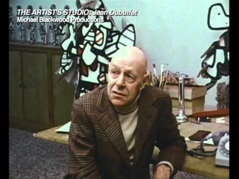 THE ARTIST'S STUDIO: Jean Dubuffet [trailer]