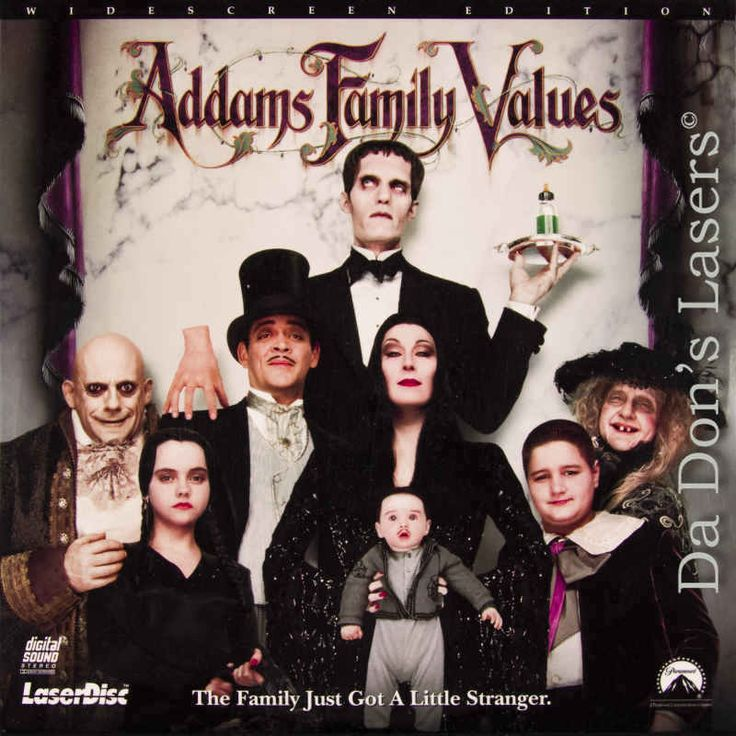 Family addams family the addams family family pinterest for Espectaculo familia addams